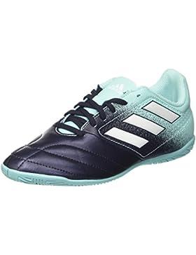 Adidas Ace 17.4 in J, Zapatillas de Fútbol Unisex Niños