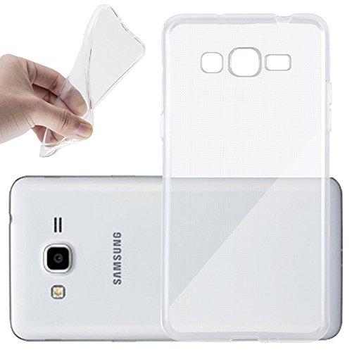 Prostock-Custodia Gel UltraSlim e regolazione perfetto per Samsung Galaxy Grand Prime SM-G530F/(4G) sm-G531F/Duos TV SM-G530BT/G530FZ G530Y G530H G530FZ/DS