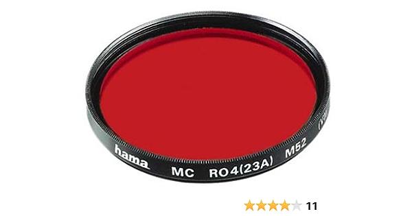 Hama Color Infrarot S W Filter Rot R 8 8 Fach Kamera