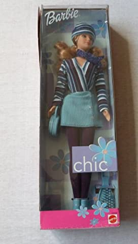 Barbie Chic Avon Doll By Mattel in 1999 - the box is not in mint condition