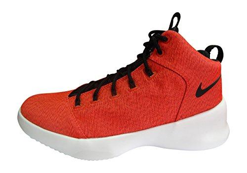 Nike Herren Hyperfr3sh Basketballschuhe, Schwarz, Talla Rot / Schwarz / Weiß (Brght Crmsn/Blk-Gym Rd-Smmt Wh)