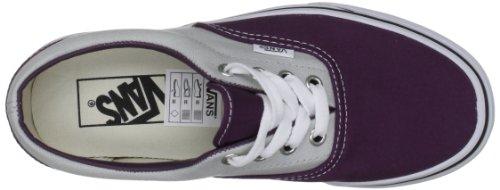 Vans U ERA Sneaker, Unisex adulto Viola (Blackberry Wine/White)