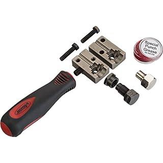 Vigor Bördelgerät (für Durchmesser 4,75 mm, DIN Bördelungen, keine Beschädigung beschichteter Leitungen) V4416