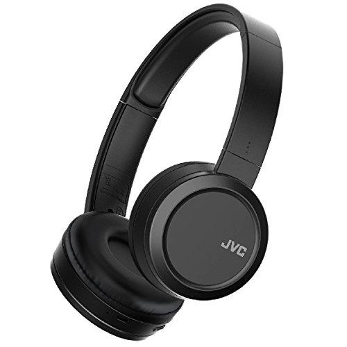 JVC HA-S50BT-E Casque sans Fil Bluetooth Pliable - Noir
