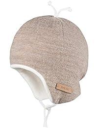e6b2ac1b931b11 pure pure Babymütze aus Bio-Merinowolle und Bio-Baumwolle