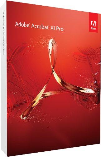 Adobe Acrobat 11 Pro Upgrade