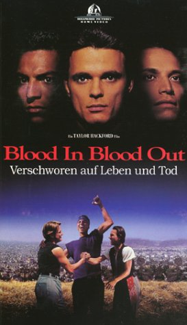 Bild von Blood in Blood Out [VHS]