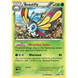 Pokémon - Beautifly - 5/108 - Holo - Inglés - Roaring Skies