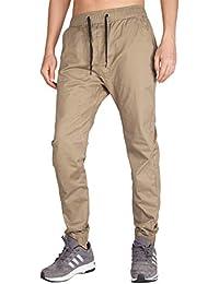 4d45a7b357 Amazon.es  Amarillo - Pantalones deportivos   Ropa deportiva  Ropa