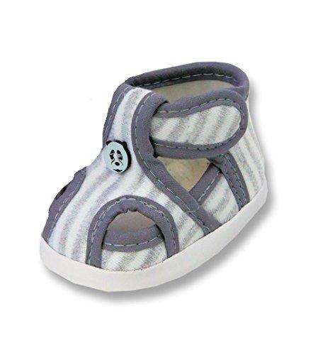 Sandalen Lauflernschuhe Taufschuhe für Baby Babies Jungen Kinder, Tp33 Gr.17 (Niedlich Erste Kommunion Kleider)