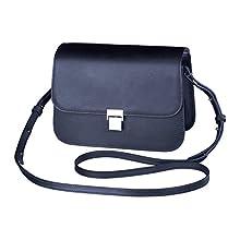 Olympus Black Like my Dress Shoulder Bag