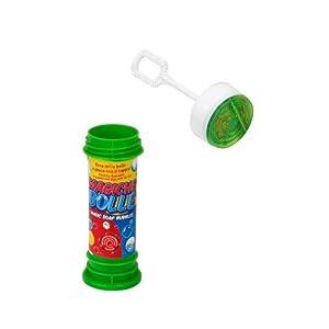 Globo Toys Globo 35948 - Jabón de Burbujas de Verano, 55 ml, 2 Colores, con Caja