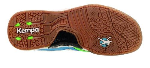 Kempa Performer, Chaussures de sports en salle femme Bleu-TR-F4-113
