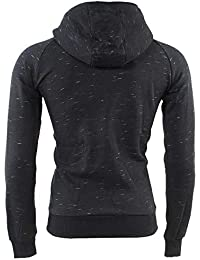 Herren Jacke Canadian Peak Faropeak Kapuze Sweat Grau