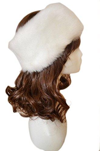 Vlunt - Bonnet - Femme whtie