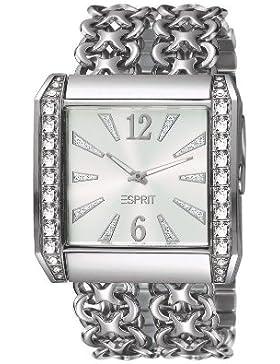 Esprit Damen-Armbanduhr Analog Quarz Edelstahl ES101222701