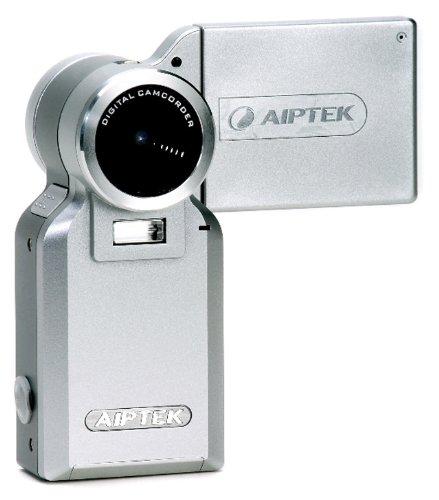 Aiptek Pocket DV 5300 Digitalkamera 3.0 (2048 x 1536) 16 MB Flash 32 MB SDRAM