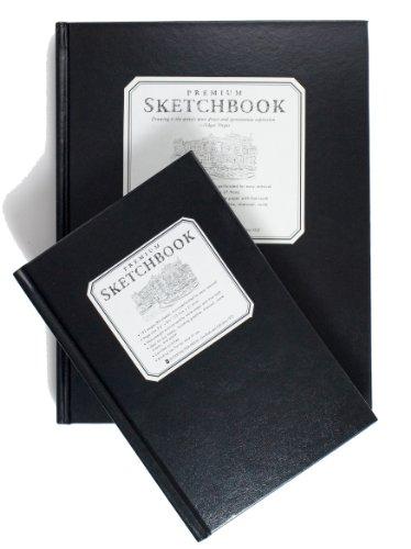 Premium Sketchbook Value Pack (2 professional-quality sketchbooks)