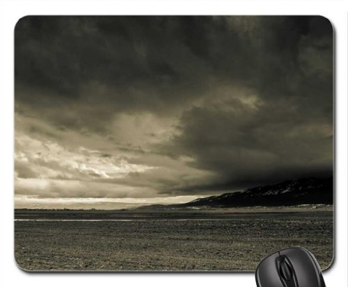 Ominous Clouds Mouse Pad, Mousepad (Forces of Nature Mouse Pad)