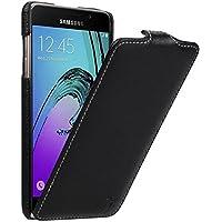 Issentiel IS57818 Etui en cuir pour Samsung Galaxy A5 2016 Noir