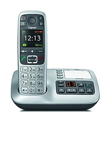 Gigaset E560A Téléphone DECT sans fil