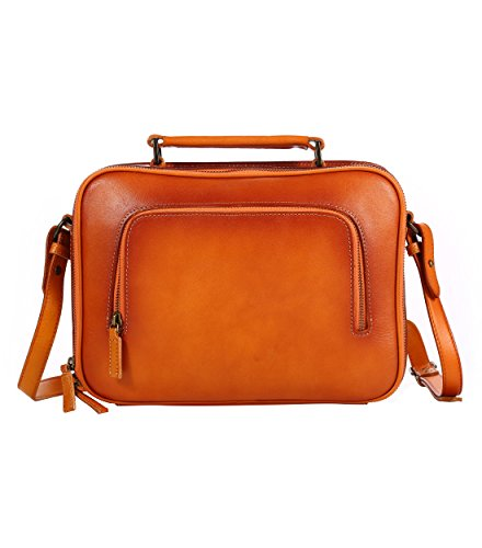 ZLYC Borsa Messenger, marrone (Marrone) - LY-BG-13-BR-1 marrone