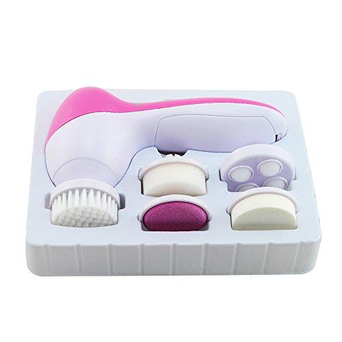 Denshine Elektrische Kosmetik Deep Clean Skin Care Bürsten Gesichts Spa (Peeling Gesicht Polnisch Haut)