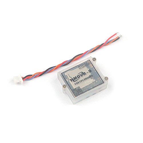 KINGDUO Hmdvr-S Dvr 4:3 640 * 480 NTSC Video Audio Mini FPV Recorder Für Micro FPV Rc Drone (Fahrzeug-video-recorder)