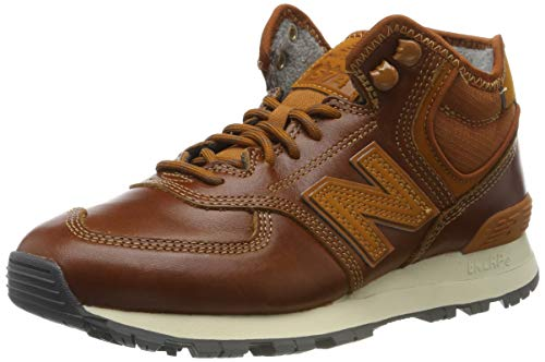 New Balance Herren 574 Sneaker, Braun (Canyon Canyon), 42 EU -