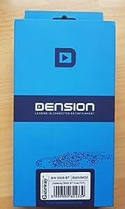 Dension passerelle 500S GW52MO2 BT - / interface AUX / USB Bluetooth / iPod / iPhone - Dual FOT