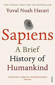Sapiens: A Brief History of Humankind par [Harari, Yuval Noah]