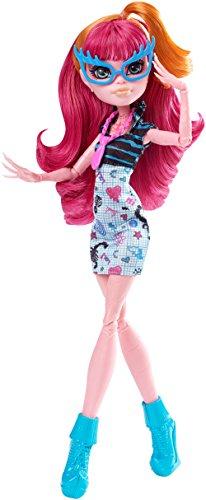 Monster High Geek Shriek Gigi Grant Doll (Monster High Ghoulia Brille)