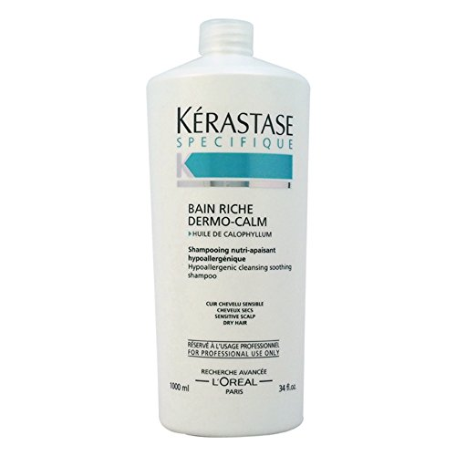 Kerastase DERMO CALM bain riche 1000 ml
