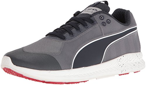 Puma RBR Mechs Ignite Textile Turnschuhe Smoked Pearl-Total Eclipse