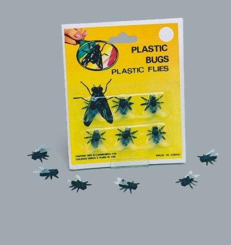 Scherzfliegen - Scherz-Fliegen - 24 Stueck im Beutel Scherzfliege Scherz-fliege