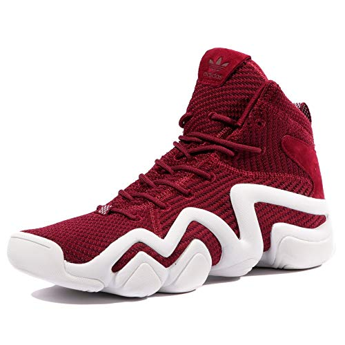 half off ff55f 82c91 adidas Crazy 8 PK ADV, Chaussures de Fitness Homme, Rouge (Buruni Buruni