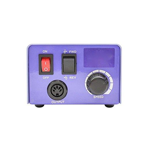 Nagel Schleifmaschine---- Elektrisch NagelfräSer FräSer Nagelfeile ManiküRe Set Plus Und SchleifhüLsen Mit Geringem Rauschen Und Vibration , #104