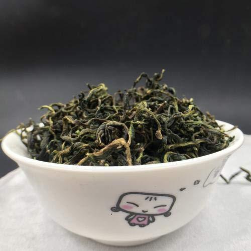JQ Tea Organic Dandelion Leaf 5 oz- Hand-Picked, Natural Dried Dandelion Leaf Loose Tea Loose Leaf Herbal Tea - Natural Cleanse - Diuretic Tea - Caffeine-Free