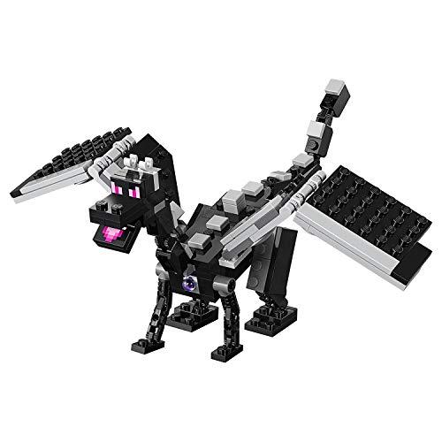 LEGO Minecraft - La bataille de l'End - 21151 - Jeu de construction