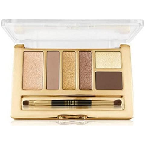 (3 Pack) MILANI Everday Eyes Powder Eyeshadow Collection - Bare Necessities
