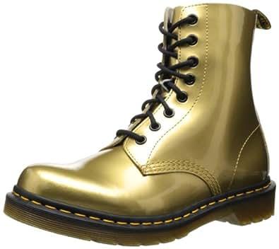 Dr. Martens PASCAL Spectra Patent GOLD 15672710, Damen Stiefel, Gold (gold), EU 37