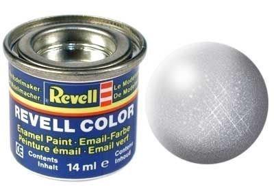 REVELL Farbe silber, metallic (90)