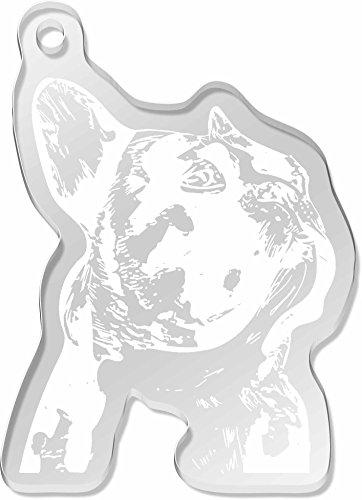 large-french-bulldog-shaped-frost-engraved-keyring-ak00029088
