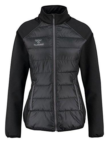 Hummel Damen Classic Bee Women's Zain Jacket Jacke, Black, XL