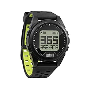 Bushnell Neo ION Golf Watch noir/vert