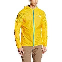 The North Face Storsto Chaqueta De Correr Para Hombre Color Amarillo Winning Yellow Talla M