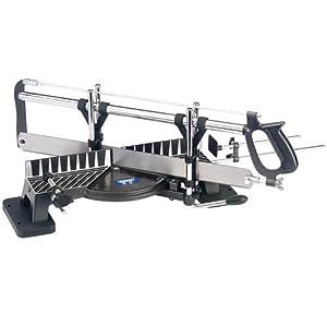 41JEksAP6dL. SS300  - Draper 88192 - Sierra ingletadora de precisión (550 mm)