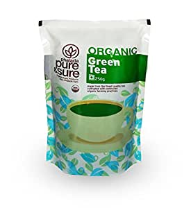 Pure & Sure Organic Green Tea, 250g