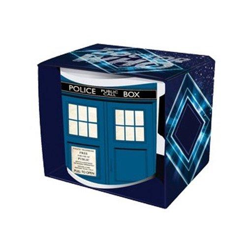 Doktor Who Becher - Tardis Video Terminal