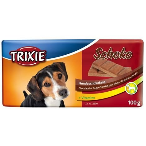 Tableta Chocolate Perros, Energía Extra, 100 g